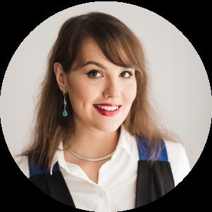 Катерина Путилина - автор курса «Семейные финансы»